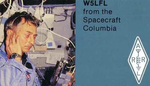 Радиолюбительство на борту МКС продолжается!