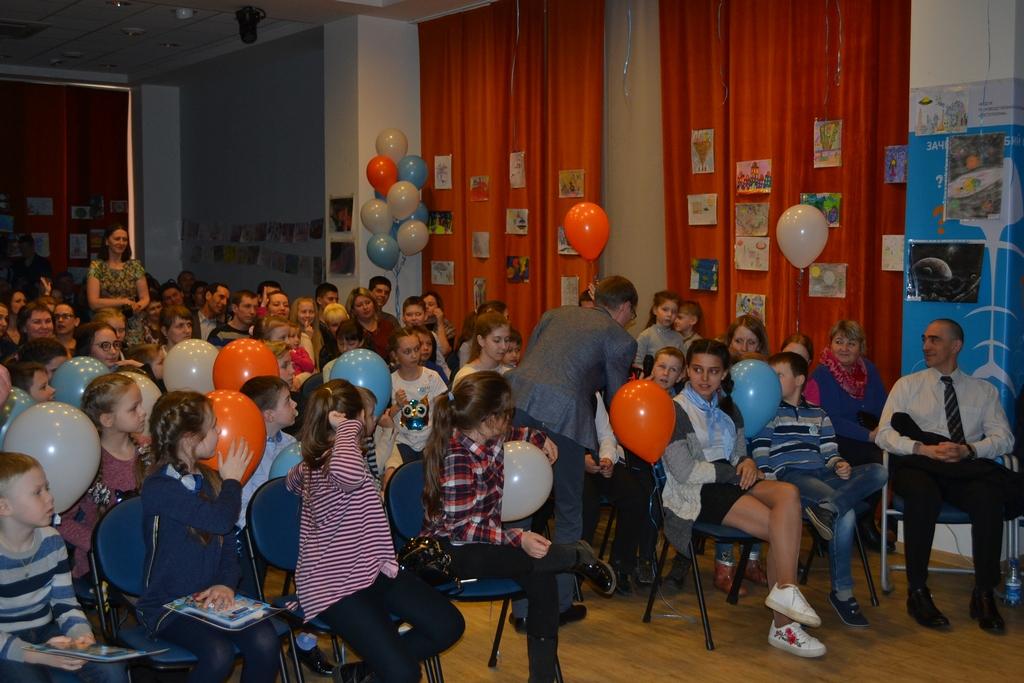 День космонавтики в Вологодском филиале ПАО Ростелеком